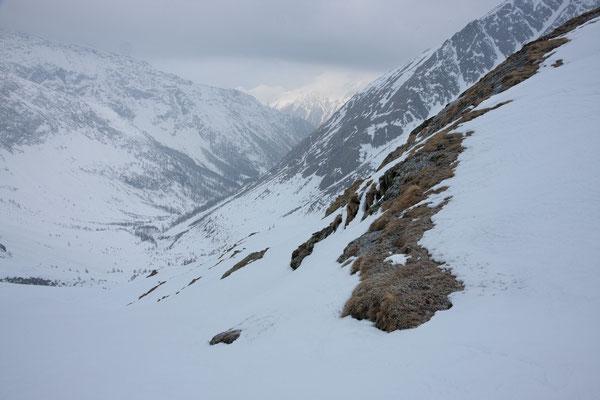 Lesachalm, Hohe Tauern, Osttirol, Österreich