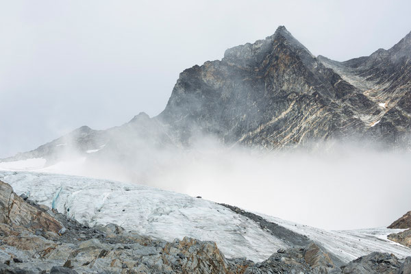 Septentrion Spires, Pegasus Icefield