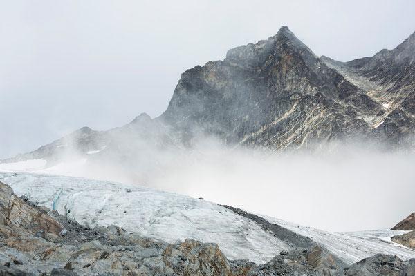 Septentrion Spires, Pegasus Icefield