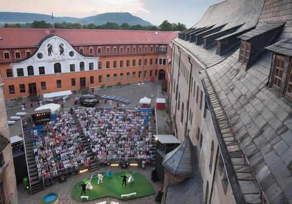 Thüringer Schlossfestspiele, Sondershausen