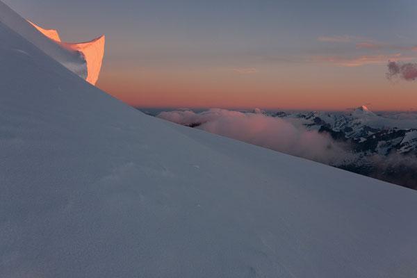 On Lyell Peak 3