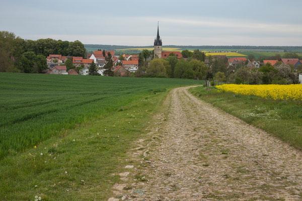 historische Chausee Niederspier