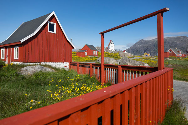 Nanortalik, Grönland