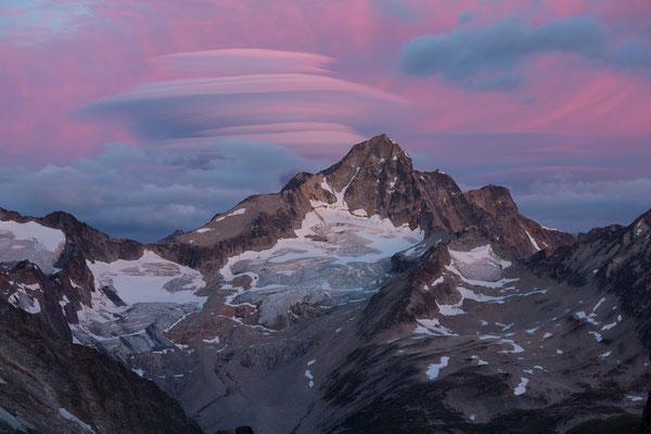 Mt Astarte, Pantheon Range, Kanada