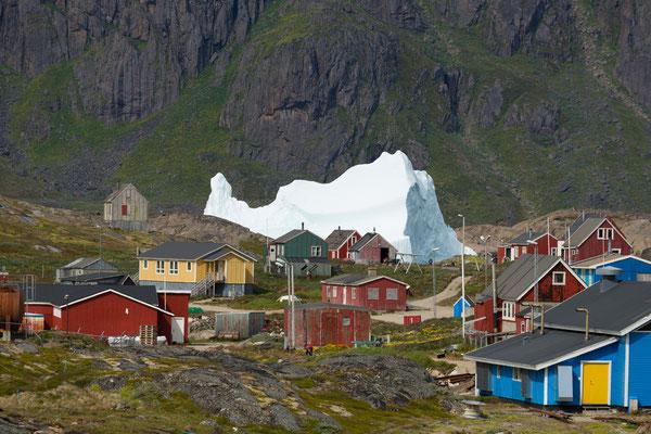 Fredriksdal - Narsaq Kujaleq, Grönland