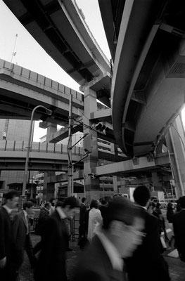 Suitengue-mae, Tokio