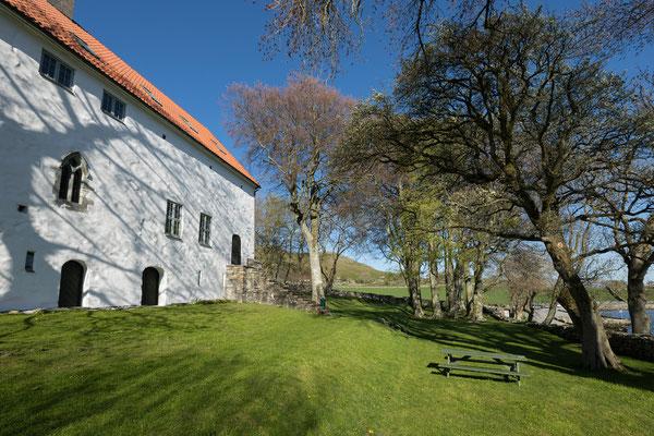 Utstein Kloster, Mosterøy