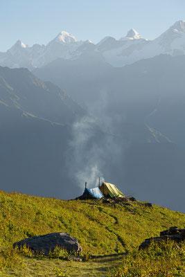 Sar-Pass, Parvati
