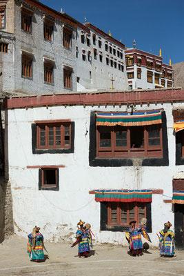 Kloster Phiyang, Ladakh, Indien