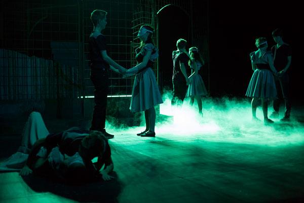 "Theaterjugendclub ""#romeoundjulia """