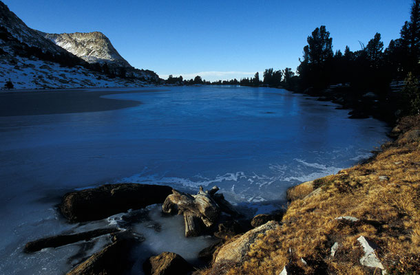 Yosemite High Sierra, Townsley Lake