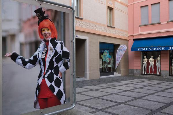 Carneval unter Corona, Bellinzona