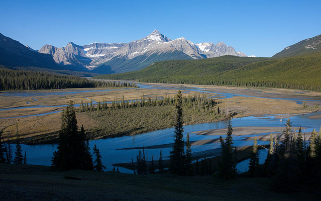 North-Saskatchewan-River, Banff-NP