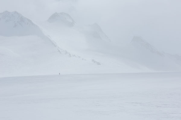 Pian di Neve, Adamello, Lombardia, Italien