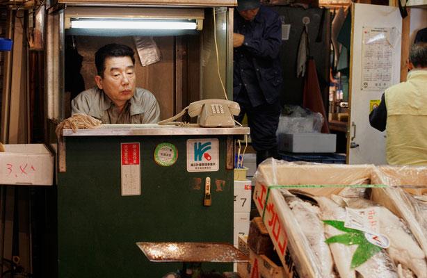 Fischmarkt, Tokio