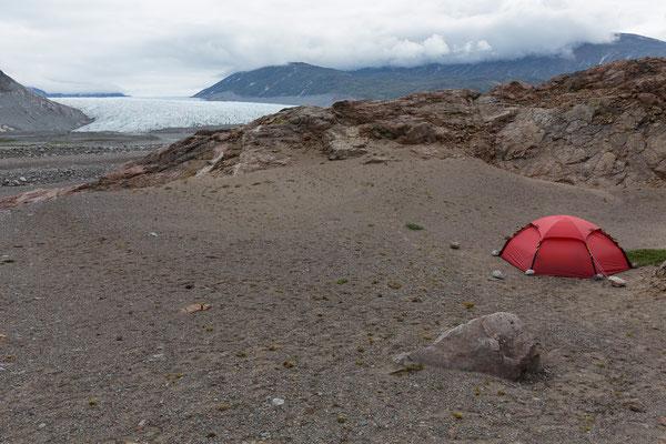 Qooqqup Kuua, Motzfeldt Sø, (Süd-)Grönland