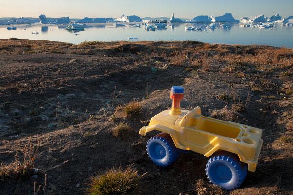 Saqqaq, Nussuaq, (West-)Grönland