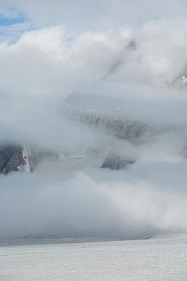Miyar, Lahaul, Himachal Pradesh, Indien