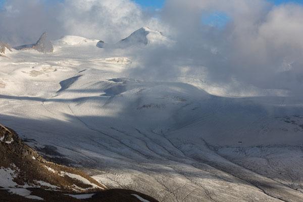 Parvati Glacier