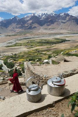 Kloster Karsha, Zanskar