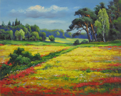 Erich Graf - Modern Landscape 1
