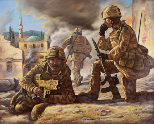 Erich Graf - Iraqi Freedom