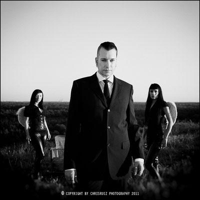 """Blutengel  © """"Nachtbringer Promo"""" 2011"""
