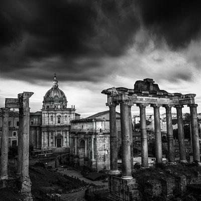 Forum Romanum, Rom. Italy 2016
