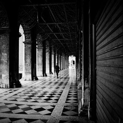 Piazzetta San Marco II, Venice. Italy 2016