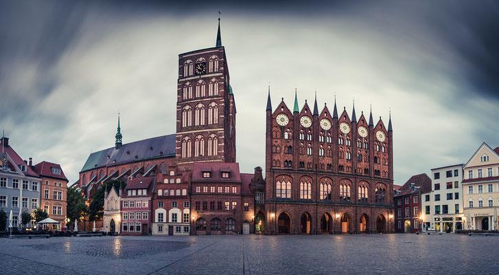 Stralsund • Alter Markt • Germany 2016