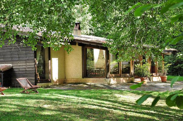 Lodge nature Dordogne