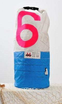 Segeltuchtasche Seesack aus Segeltuch sailart fashion - Segeltuchmode aus Heppenheim
