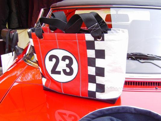 Le Mans Segeltuchtasche Sailart Fashion Heppenheim Bergstraße - Odenwald - Automobilsport