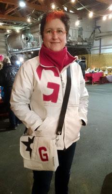 Segeltuchjacke Damen Sailart Fashion Heppenheim