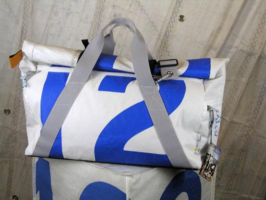 Roll-Up Bag SailartFashion Segeltuchtaschen Segeltuchjacken Segeltuch-Mode UNIKATE