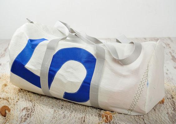 Segeltuchtasche Segeltuchjacke Sailart Fashion UNIKAT Heppenheim