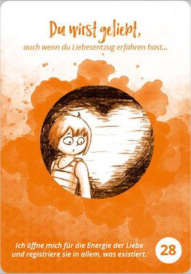 Illustration: © Martina Sophie Pankow, www.msp-world.de / Grafische Umsetzung: Katarzyna Tichnowetzki, www.prima-line.de (Zeichnungen und Karten sind urheberrechtlich geschützt)