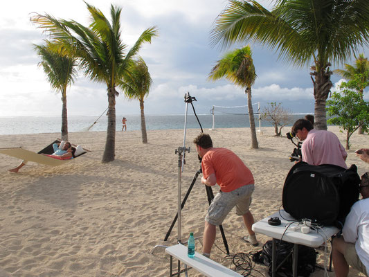 Maurice est un cadre rêve pour les films, industrie cinématographique à l'Île Maurice est en plein essor, les producteurs de cinéma apprécient l'Île Maurice