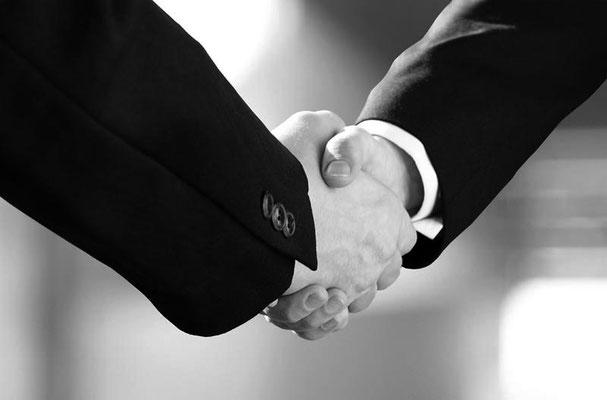 le lexique de la fusion et acquisition d'une entreprise, le mandat de vente d'une entreprise, les mandats d'achat et d'acquéreur d'une entreprise
