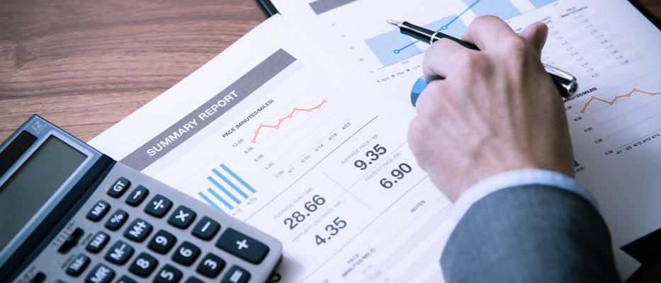 service comptable et financier saisie achats ventes fournisseurs clients comptabilité finance gestion tableaux de bord report rapport annuel tva formulaire