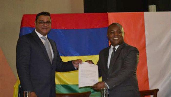 ZES Grand Bassam île Maurice zone économique spéciale traité côte d'ivoire VITIB coopération investissements CEDEAO TIC afrique subsaharienne