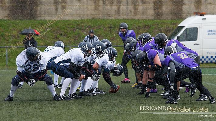 Partido Liga Portuguesa 11x11 contra Navigators