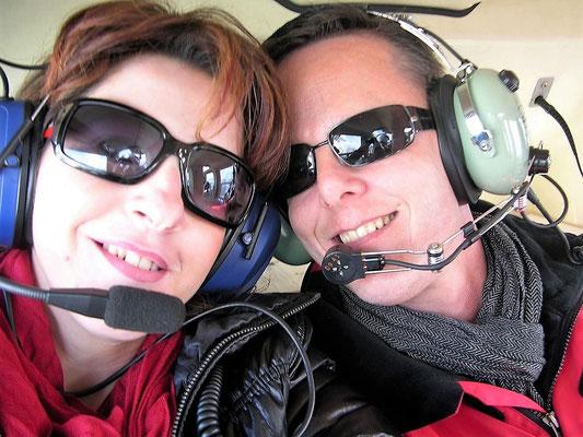 Elite Flights, Bell 206 Jet Ranger, Rundflüge, Helikopterflug Luzern Beromünster