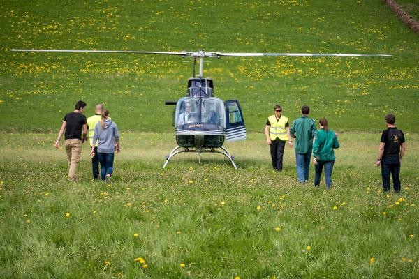 Elite Flights,  Rundflugtage Wängi-Aktiv 2018