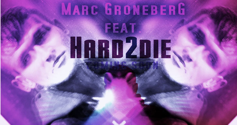"Marc Groneberg | new song | neuer Song  ""Du Bist - Remix"" featuring #hard2die"