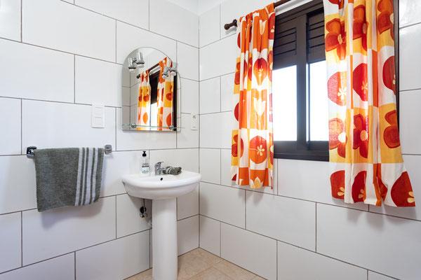 Badezimmer der Casita