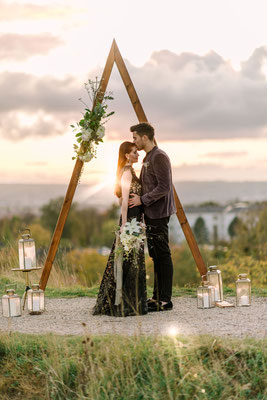 Traubogen, Freie Trauung, Hochzeitsdekoration, Heiraten in Dresden, Zeremonienmeister, Hochzeitsplanung, Hochzeitsplaner Dresden, marrylight wedding & event, Fotohintergrund