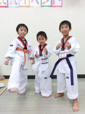 韓国文化交流イベント 道着体験