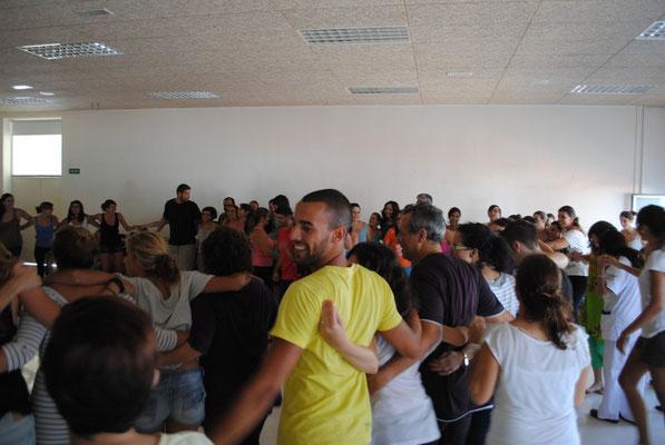 Indanza y el saber de Acuario. Atlántico Sonoro 2011. La Gomera.
