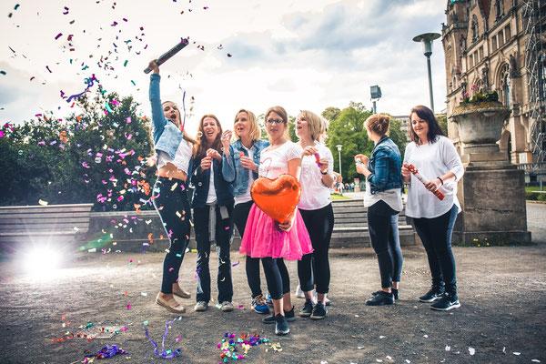 junggesellinnenabschied Fotos in Hannover Partyfotos - Das beste Geschenk für die Braut